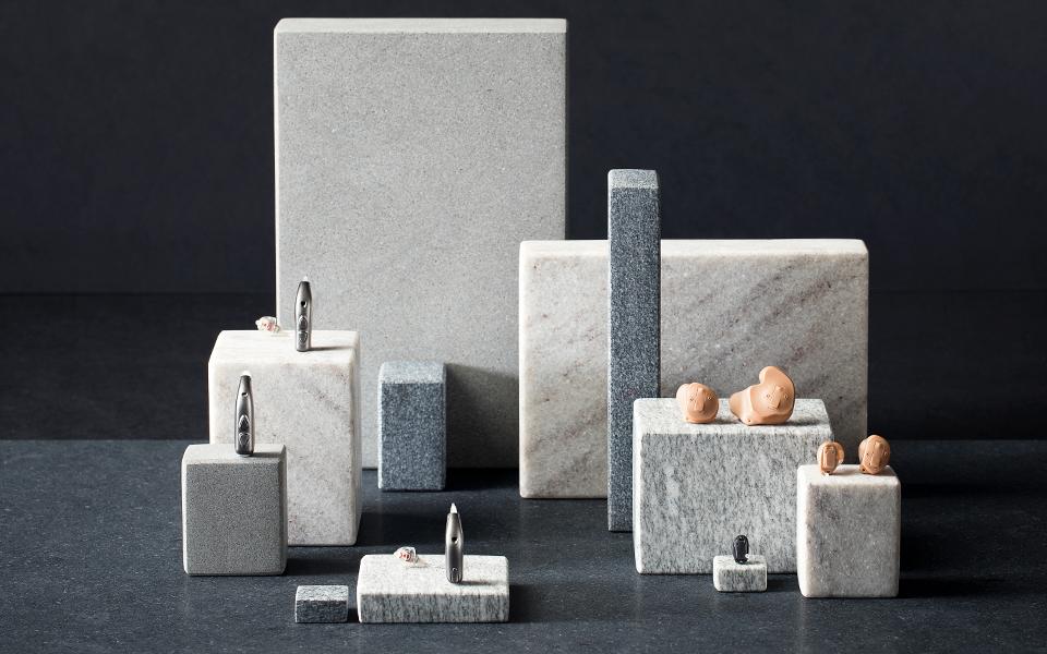 The complete Bernafon Zerena product family